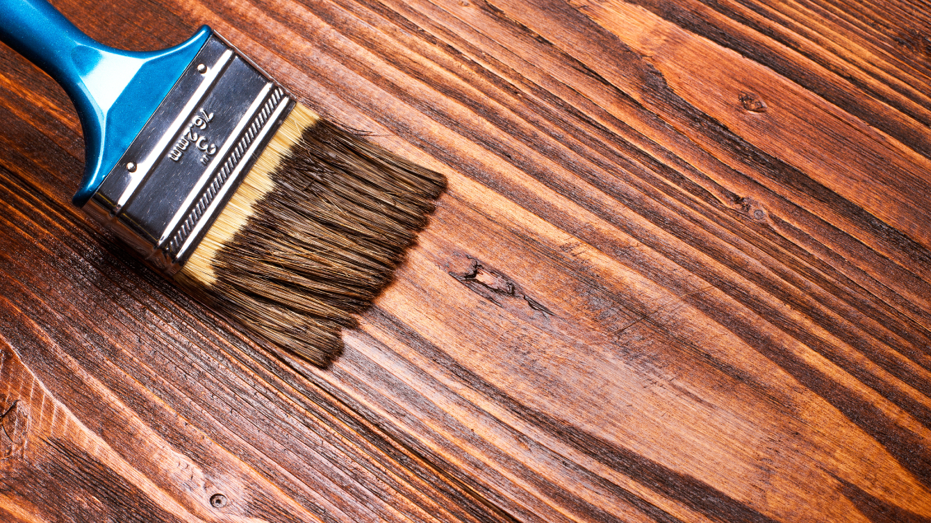 Varnishes, Wood Stains & Dyes