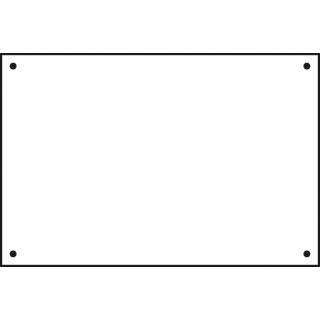 Rigid Backing Board - FMX (600 x 400mm)