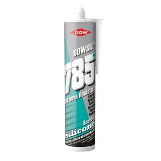 Dow Corning 785+ Sanitary Silicone Sealant White 310ml
