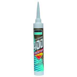 Dow Corning Firestop 400 Intumescent Acrylic Sealant White 380ml