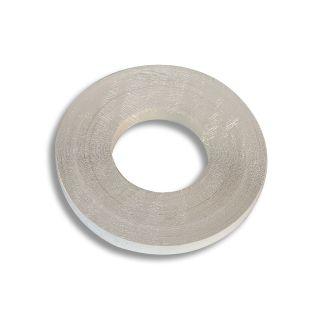 Hot Melt Edging Strip - White Matt 22mm x 7.5m