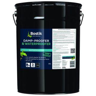 Bostik Damp-Proofer and Waterproofer 22.5L