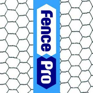 Wire Netting 50M Galv 900x50x19