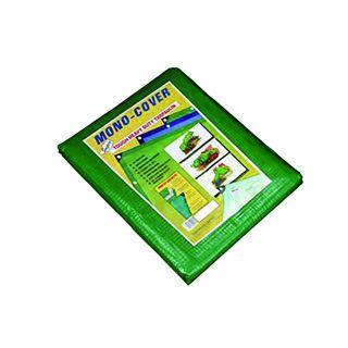 Mono Cover Heavy Duty Green Tarpaulin 5 x 4m