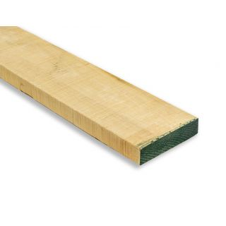 Sawn American Tulipwood 38mm - 100mm thickness