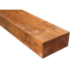 Treated Softwood Sleeper 120 x 240 x 2400mm