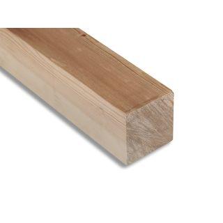 PAR U/S Redwood 100mm x 100mm