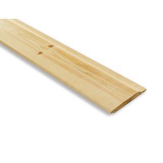 Shiplap Weatherboard 19mm x 150mm (15mm x 144mm)