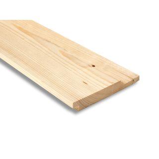 Shiplap Weatherboard 25mm x 150mm (21mm x 144mm)
