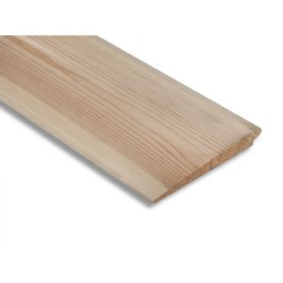 PAR Softwood P.R.C. Weatherboard (133mm Face Cover) 19mm x 150mm