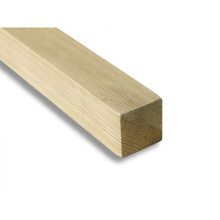 CoverDek Treated Softwood Spindles 50 x 50 x 900mm