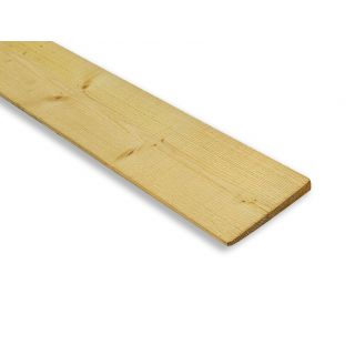 House Qual. Featheredge : PDV Treated 70% PEFC Certified CE 12.5 x 150 mm