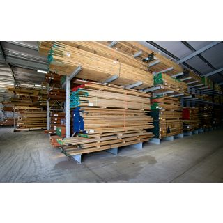 Sawn Unsorted Whitewood 32 x 100mm