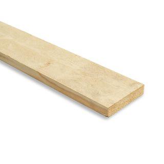 Sawn U/S Whitewood 32 x 100mm