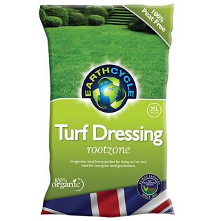 Earth Cycle Turf Dressing Rootzone 25L