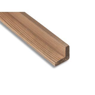 Thermowood L-Shaped Corner Trim 50 x 50mm