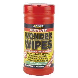Everbuild Multi-Use Wonder Wipes