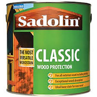 Sadolin Classic Wood Stain Jacobean Walnut 2.5L