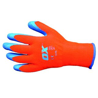 OX Thermal Grip Gloves - L