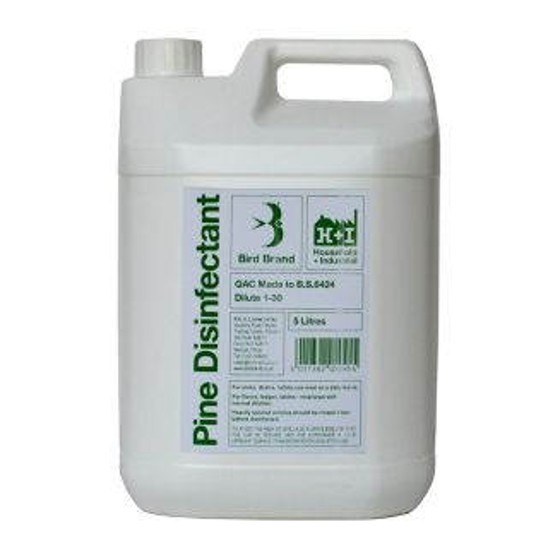 Bird Brand Pine Disinfectant 5L