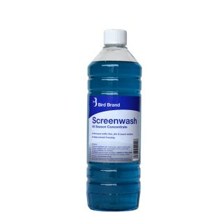 Bird Brand Concentrated Screenwash 1L