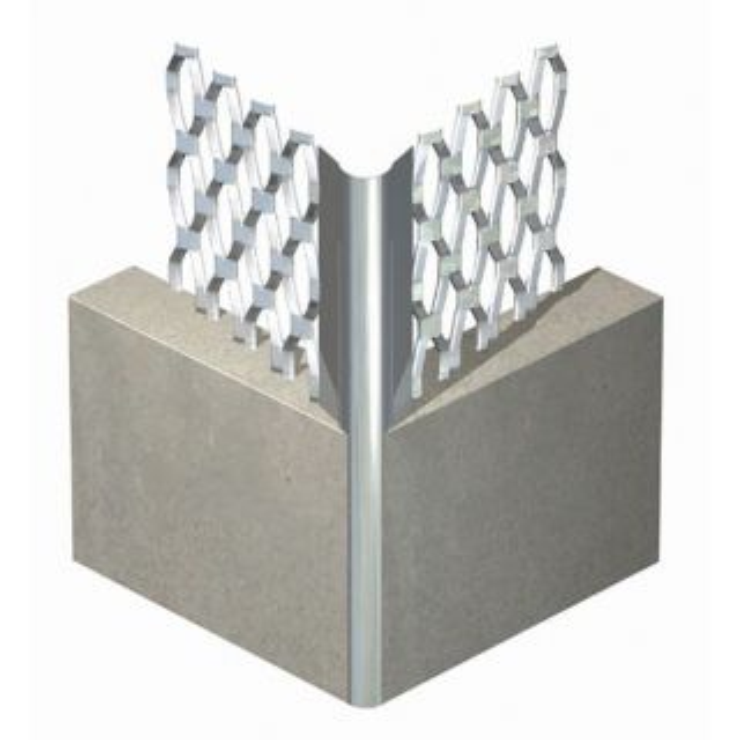 Expamet Angle Bead Standard Wing 53mm x 3m