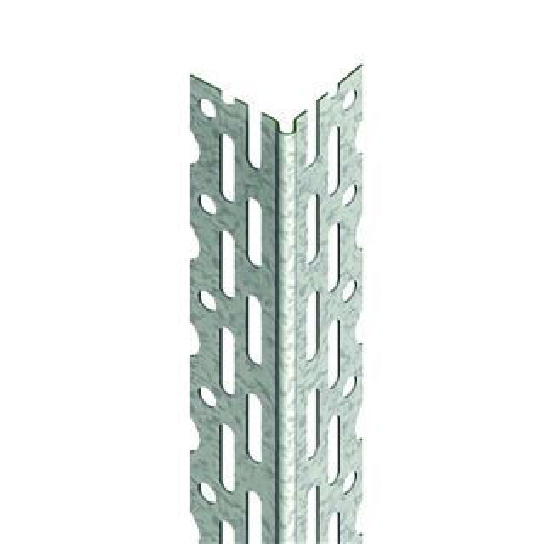 Expamet Thin Coat Plaster Angle Bead 2.4m