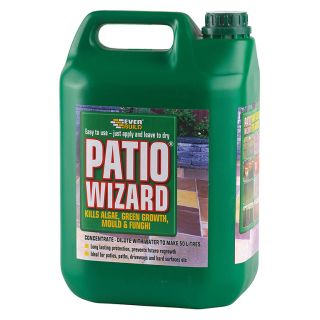 Everbuild Patio Wizard 5L