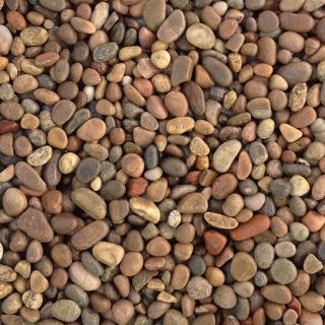 LRS 20 - 30mm Scottish Pebbles 1 Tonne Bulk Bag