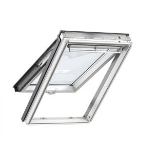 Velux White Painted Pine Top Hung Roof Window 780 x 1180mm