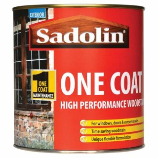 Sadolin One Coat High Performance Wood Stain Rosewood 2.5L