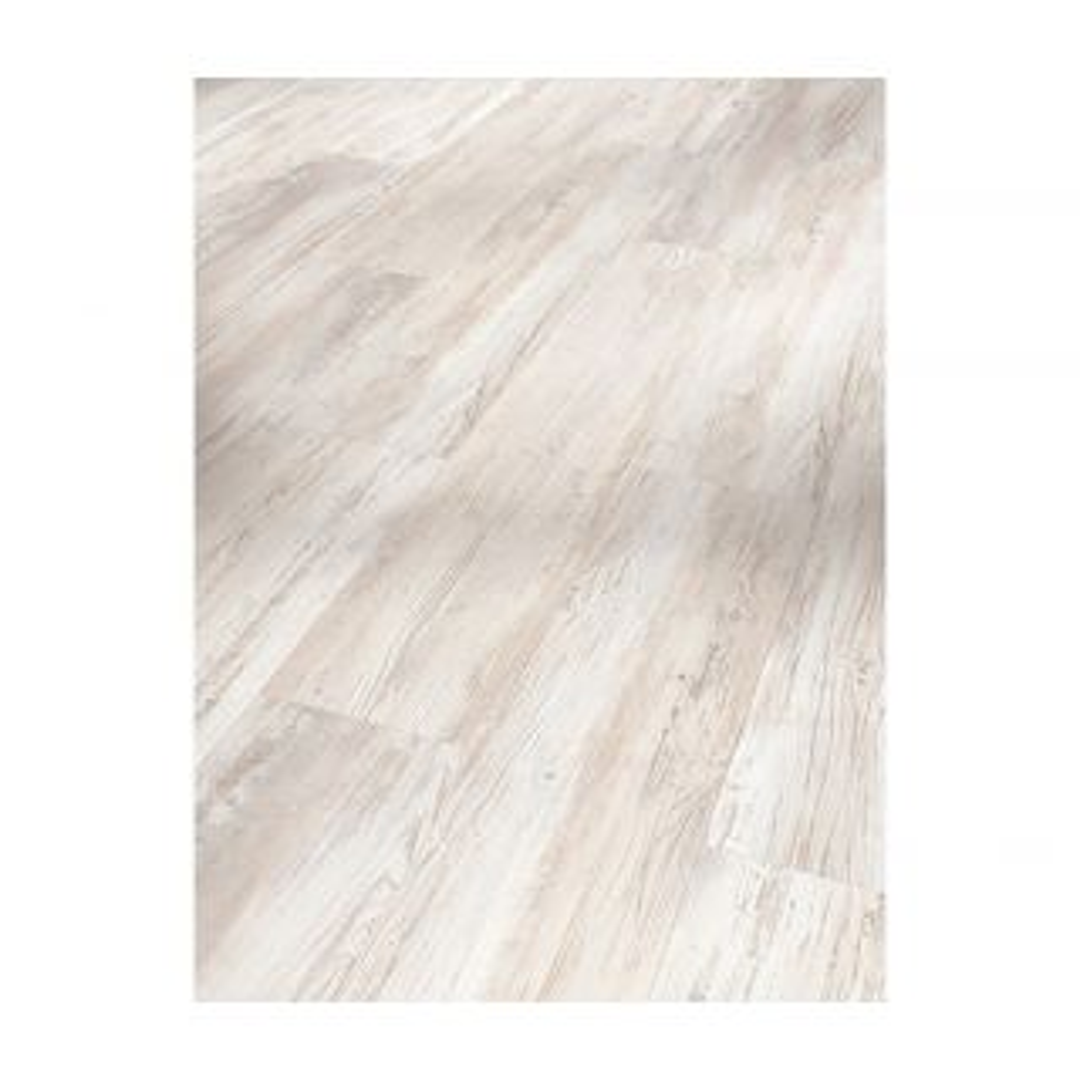 Parador Pine Scandinavian White Wide Plank Vinyl Flooring 1209 x 219 x 4.3mm - 2.383m² Per Pack