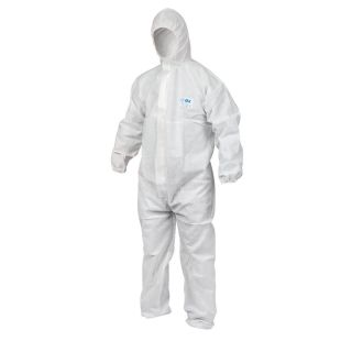 OX Type 5/6 Disposable Coverall Size L