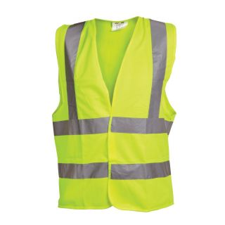 OX Yellow Hi Visibility Vest - XL