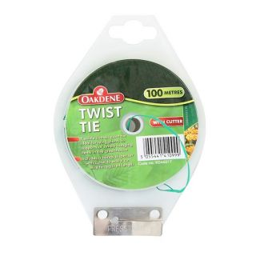 Oakdene Twist Tie 100m