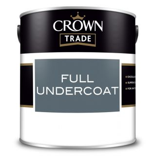 Crown Trade Undercoat White 1L