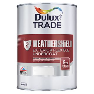 Dulux Trade Weathershield Exterior Undercoat Deep Base 2.5L
