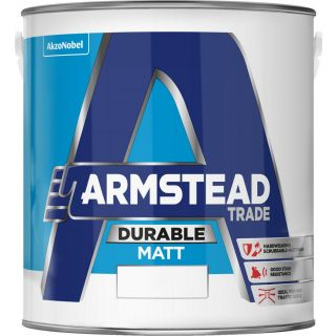 Armstead Trade Durable Matt White 5L
