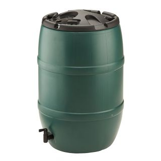 Strata GN321 120L Water Butt complete with Tap & Lockable Lid