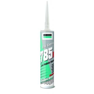 Dow 785N Neutral Sanitary Silicone Sealant Clear 310ml