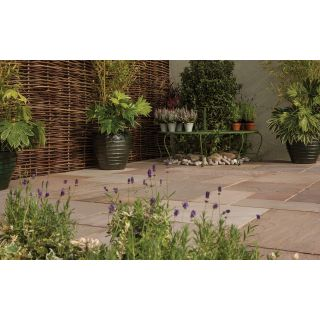 Bradstone Natural Sandstone Autumn Green Project Pack 22mm
