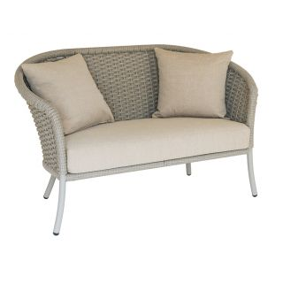 Alexander Rose Cordial Curved Top Lounge Sofa