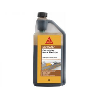 Sika Concentrated Mortar Plasticiser 1L