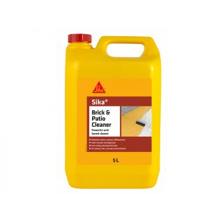 Sika Brick & Patio Cleaner Clear 5L