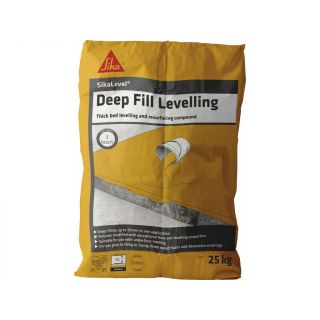 Sikafloor 245 Level Deep Fill Grey Levelling Compound 25Kg