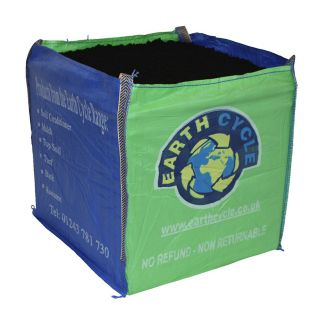 Earth Cycle Compost Soil Conditioner Tunnel Bulk Bag