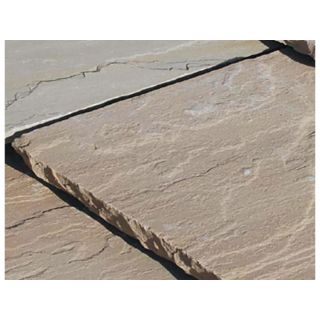 Global Stone Calibrated Premium Sandstone York Green 16.89m² Pack 22mm