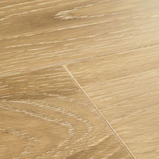 Woodpecker Harlech White Smoked Oak Wide Brushed & Matt Lacquered Engineered Flooring 2200 x 240 x 15mm - 2.11m² Per Pack