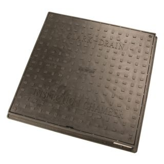 Hunter Square Inspection Cover and Frame 3.5 Tonnes 580 x 580mm