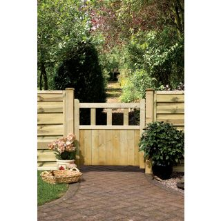 Solid Infill Path Gate 900 x 900 x 45mm